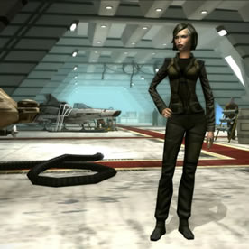 Battlestar Galactica Screenshot 4